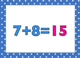 Free Sample Math Facts Video +2