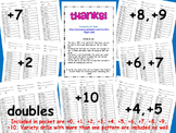 2-Minute Math Drills Complete Set
