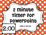 2 Minute Timer for PowerPoint