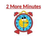 2 More Minutes
