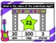 2.NBT.1 - Place Value - Value of Underlined Digit - Movement Game