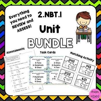 2.NBT.1 Unit Bundle