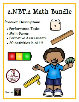 2.NBT.2 Math Bundle