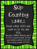 2.NBT.2 Skip Counting