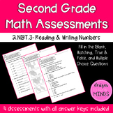 2.NBT.3 Assessments- Reading & Writing Numbers