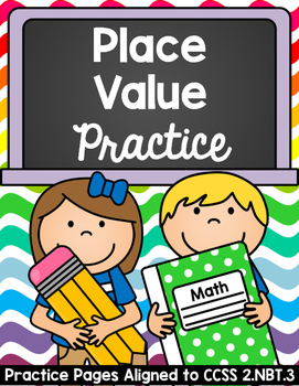 2.NBT.3 Place Value Practice
