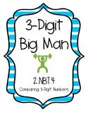 2.NBT.4 Comparing Three-Digit Numbers Game!