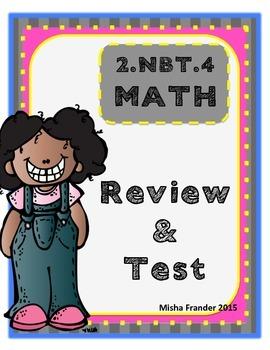 2.NBT.4 REVIEW & TEST