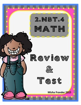 2.NBT.4 REVIEW & TEST