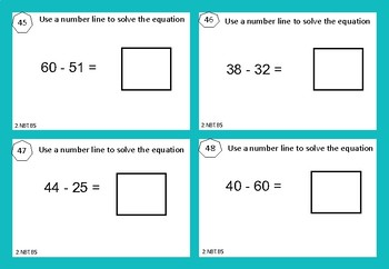 2.NBT.B5 -  Fluently add and subtract within 100 using strategies based on place