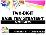 2.NBT.5 Two-Digit Base Ten Work Mats
