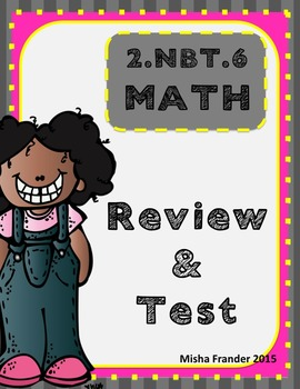 2.NBT.6 REVIEW AND TEST