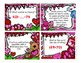2.NBT.7 Valentine Seat Scoot Class Activity- Addition / Su