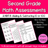 2.NBT.8 Assessments- Adding & Subtracting 10 & 100
