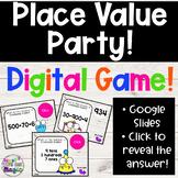 2.NBT.A Place Value DIGITAL GAME / Google Slides / Remote