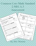 2.NBT.A.3 Assessment