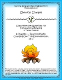 2 NGRE Chemical Changes - Ch.1, Reaction Magic, Change 1 Thing  Another, p6-13