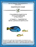 2 NGRE Classification Clues – Ch. 1, Classifying World, Calling Kingdoms, p5-15