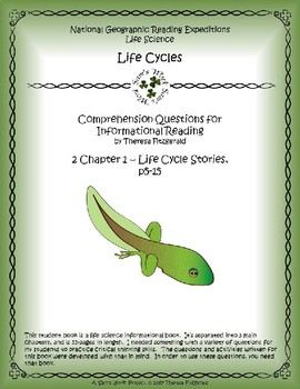 2 NGRE Life Cycles - Ch. 1, Life Cycle Stories, p5-15
