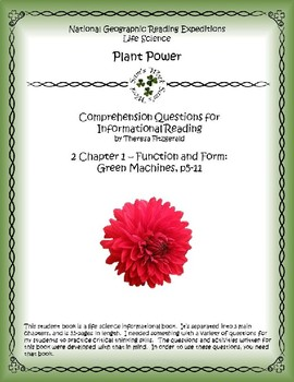 2 NGRE Plant Power - Ch. 1, Function and Form, Green Machines, p5-11