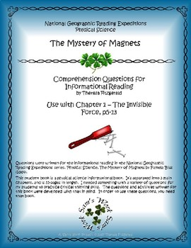 2 NGRE The Mystery of Magnets - The Invisible Force, p5-13