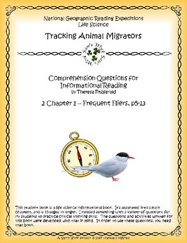 2 NGRE Tracking Animal Migrators - Ch. 1, Frequent Fliers, p5-13