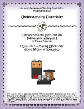 2 NGRE Understanding Electricity - Making Electricity, Going With Flow, p5-13