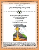 2 NGRE Volcanoes and Earthquakes - Ch. 1, The Earth Erupts, p5-15