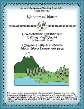 2 NGRE Wonders of Water - Ch. 1, Water, Water Everywhere, p5-15