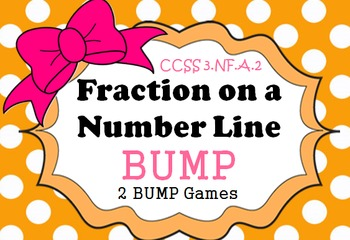 BUMP Fractions on a Number Line