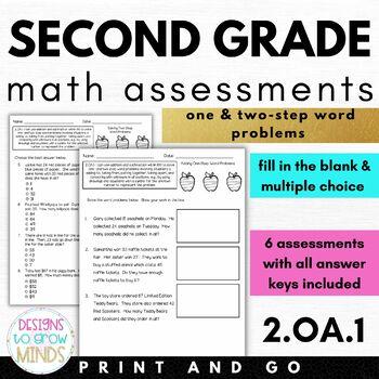 2.OA.1 Assessments