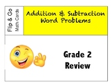 2.OA.1  - Grade 2 Addition and Subtraction Word Problems