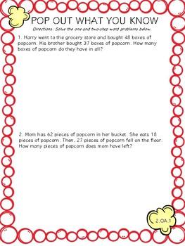 2.OA.1 Math Pack