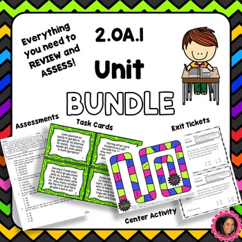 2.OA.1 Unit Bundle