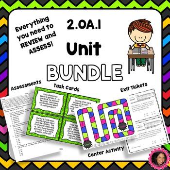 2.OA.1 Unit Bundle