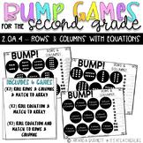 2.OA.4 | Rows, Columns, Equations | BUMP Games