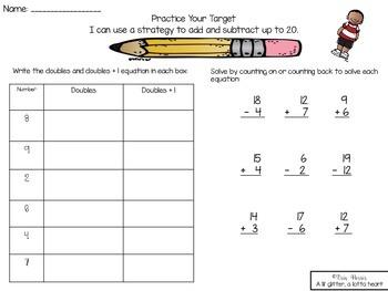2.OA.B.2 Practice Sheets