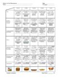 2 Oral Presentation Rubrics in Spanish & English   Used fo
