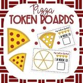 2 PIZZA Token Boards!