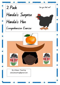 2 Pack Handa's Surprise & Handa's Hen