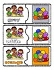 2 Piece Simple Puzzles - 12 Colors - Preschool Fine Motor - Thanksgiving