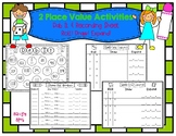 2 Place Value Activities - 'Dab It' & ' Roll! Draw! Expand!