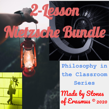 "Two-product Nietzsche bundle includes ""The Greatest Weight"" and ""The Madman"""