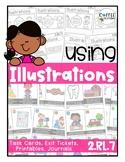 2.RL.7 - Using Illustrations - Many Resources!