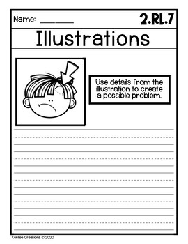 2.RL.7 - Using Illustrations - Many Resources!