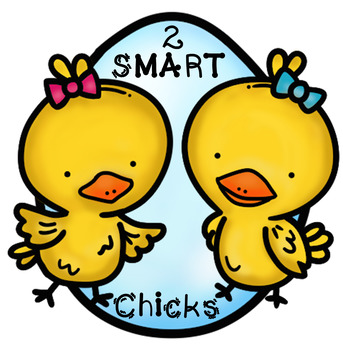 2 SMART Chicks Store Logo and Button