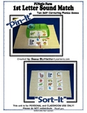 """2 """"Sound Match"""" Phonics games from the FUNetic Farm Animal Alphabet"""