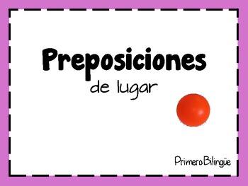 2 Spanish/ prepositions
