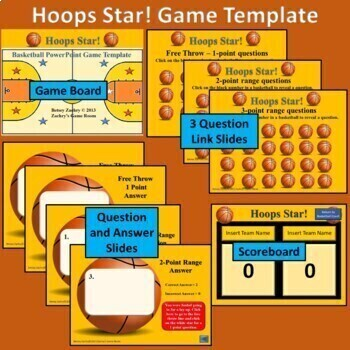 2 Sports Interactive PowerPoint Game Templates Bundle