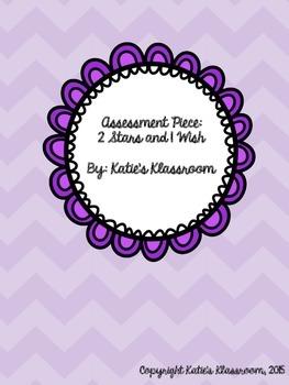 2 Stars and 1 Wish Assessment